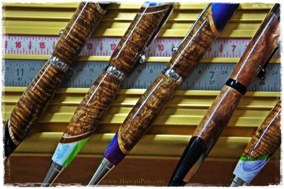 Order Koa Wood Pens