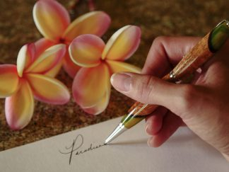 Hawaii Soft Grip Pens