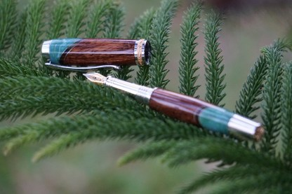 Koa Wood Fountain Pen