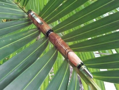 Mini Koa Wood Cigar Pen
