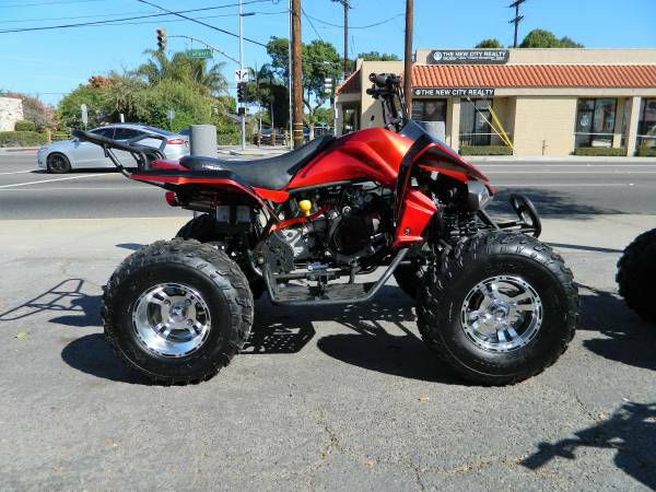 COOLSTER 3150CXC 150cc ATV