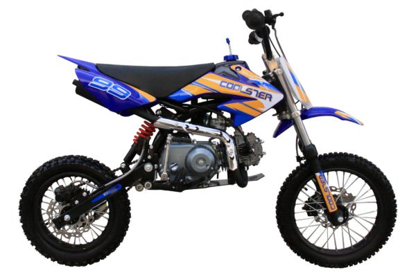 Coolster QG214 Pit Dirt Bike Side View for Sale in Hawaii