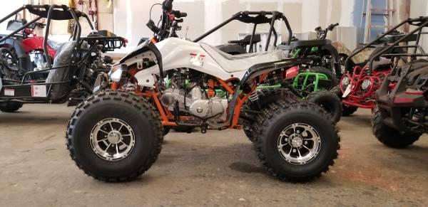 Tao NEW Cheetah ATV 120cc - Hawaii