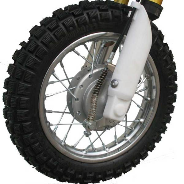 Coolster QG210 Dirt Bike 70cc - Front Wheel