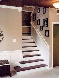 Stylish stairs: Three can-do ideas that add personality ...