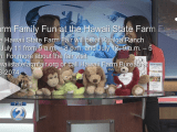 Farm Family Fun at the Hawaii State Farm Fair via Wake Up 2Day