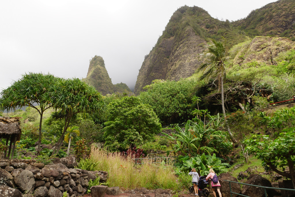 Iao Valley State Monument