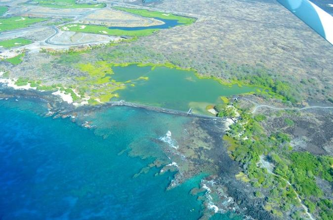 Big Island Air Tour by Cessna Plane on Hawaii