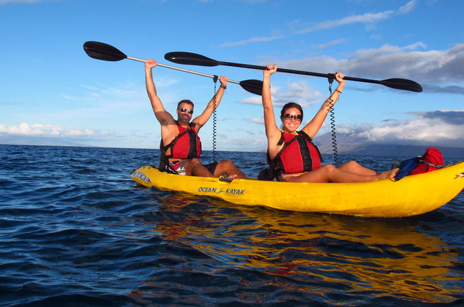 Double Kayak Rental on Maui