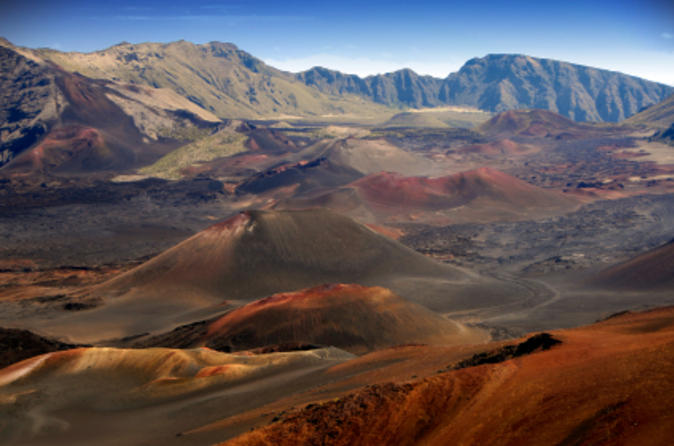 Kahului Shore Excursion: Haleakala Crater Adventure Tour on Maui