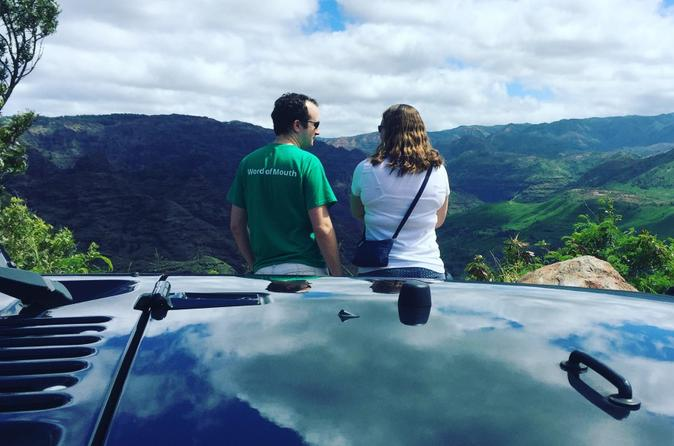 Kauai Jeep Tours on Kauai