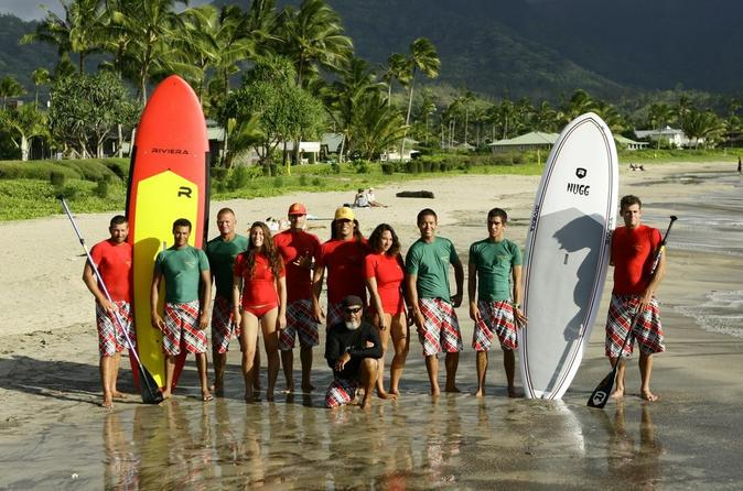 Kauai Learn to Surf Lesson on Kauai