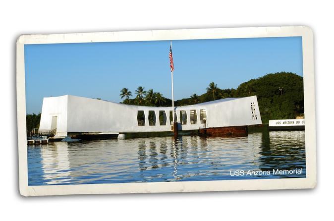 Kauai To Pearl Harbor Memorial Tour