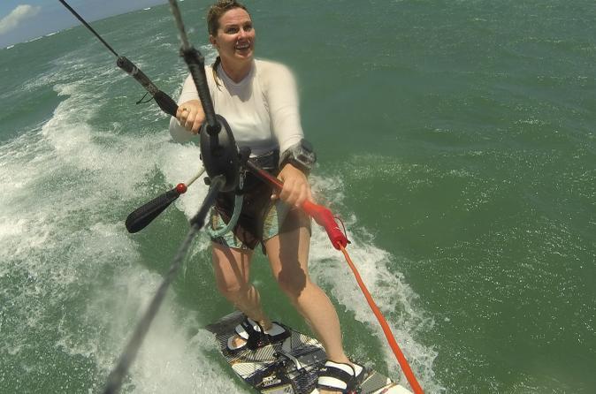 Kiteboarding Lesson on Maui on Maui