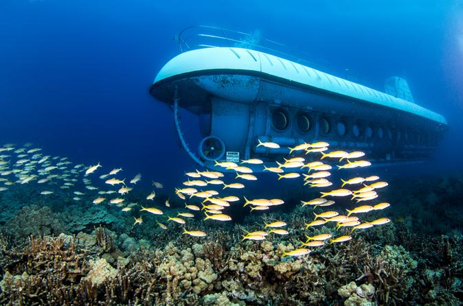 Kona Submarine Adventure on Hawaii