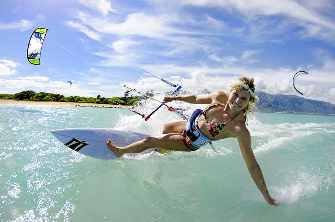Maui Kitesurfing Lesson on Maui