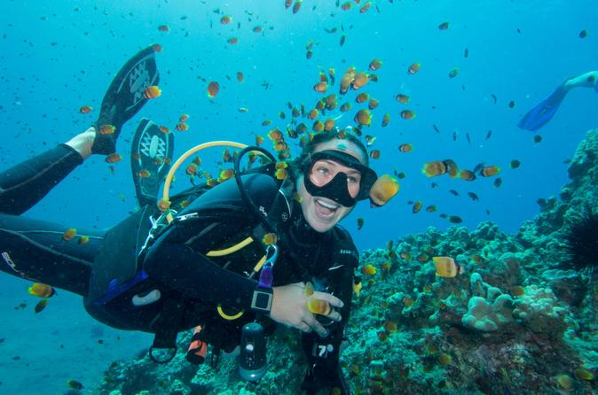 Maui Scuba Diving Introductory Lesson on Maui