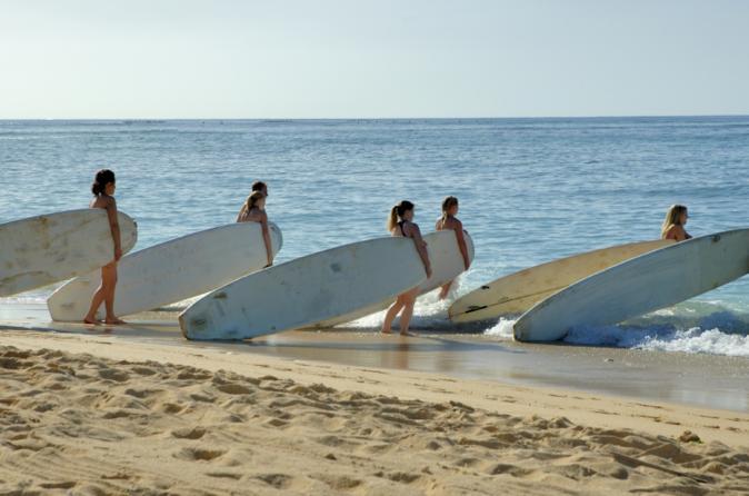 Maui Surf School Surfing Lessons on Maui