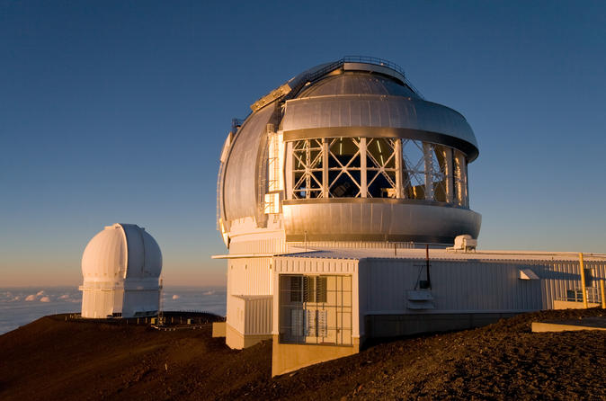 Mauna Kea Small Group Stargazing Tour from Hilo on Hawaii