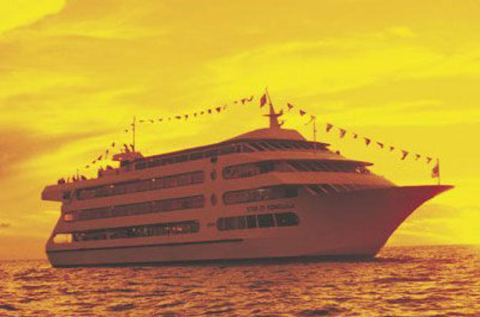Oahu Luxury Sunset Dinner and Jazz Cruis