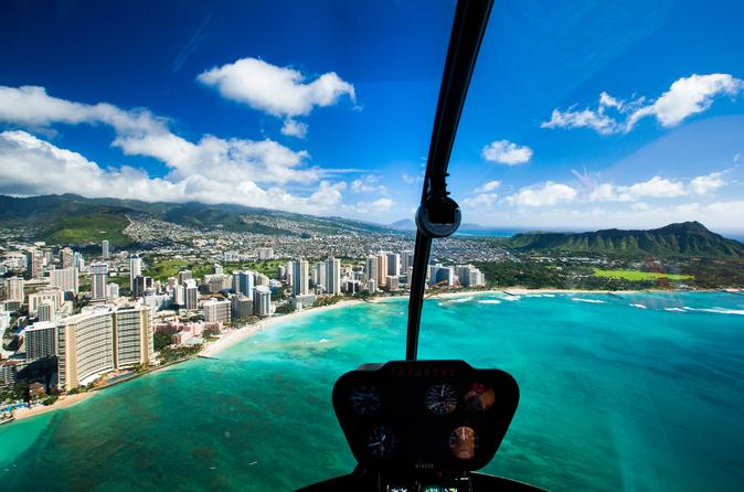 Path to Pali Passage - 30 Min Helicopter Tour - Doors Off or On on Oahu