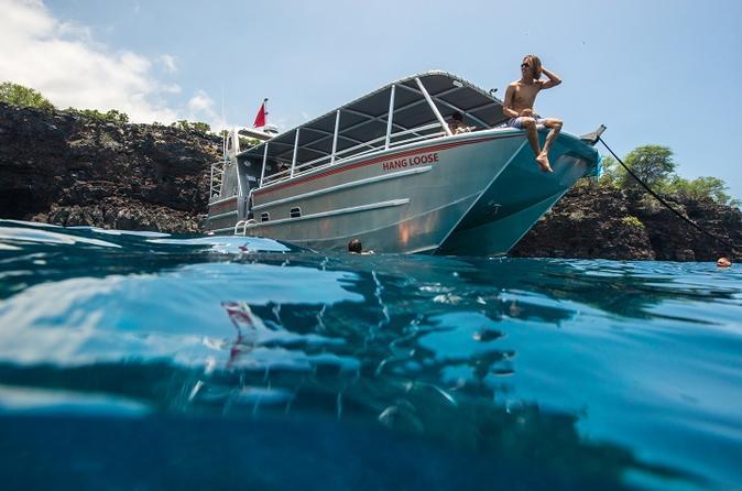 Private Charter: Customizable Big Island Boat Adventure on Hawaii
