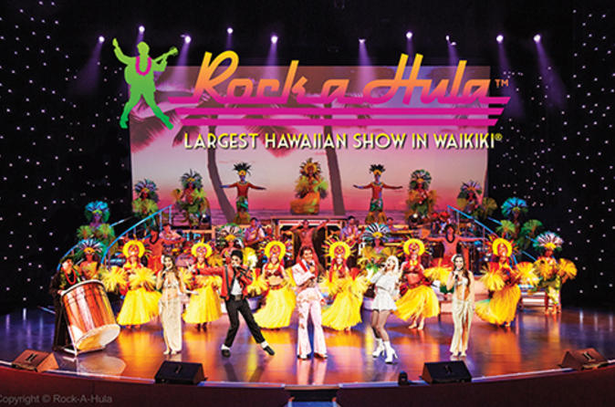 Rock-A-Hula on Oahu