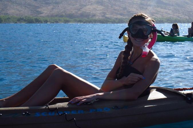 Single Kayak Rental on Maui
