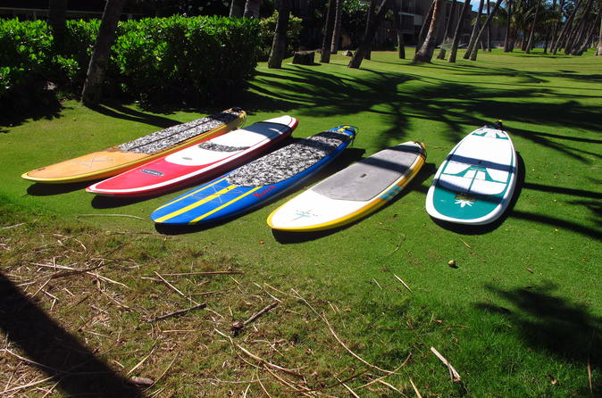 Stand Up Paddle Board Rental on Maui