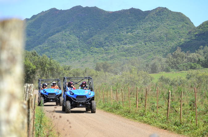 Ultimate Ranch Tour - Off-Road Touring on Kauai