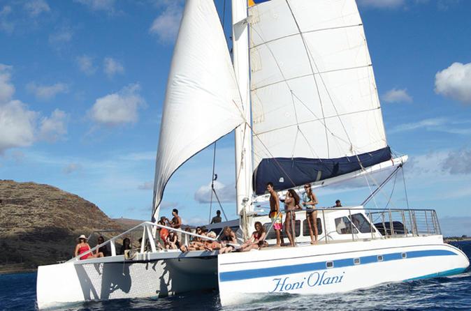 Waikiki Sunset Cruise on Oahu