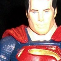 """BOOTLEG:  Man of Steel """"Movie Masters"""" style action figures - China (2015)"""