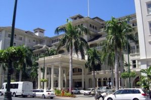 Hotel history: The First Lady of Waikiki