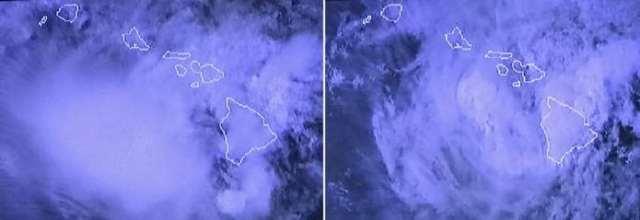 Hurricane Lane is starting to fall apart!   Hawaii Tourism