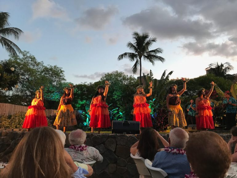 The Best Luau in Maui featured by top Hawaii travel blog, Hawaii Travel with Kids: The newest luau on Maui is Huakai Journey Through Paradise