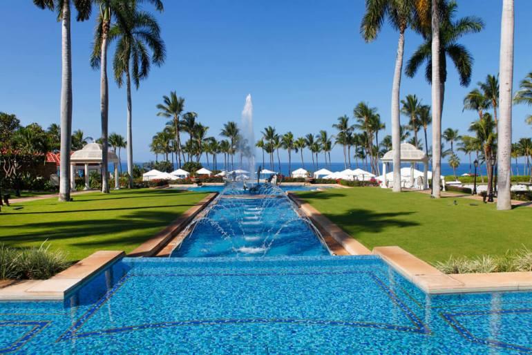 Grand Wailea Resort on Maui