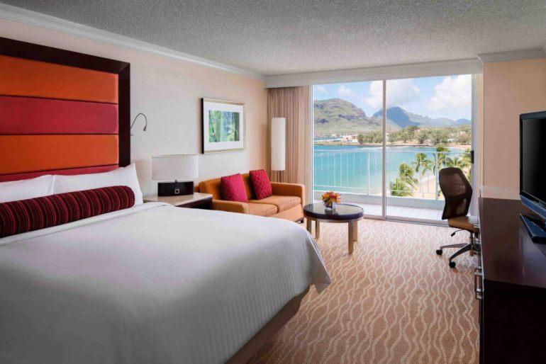 Royal Sonesta Kauai Resort Hotel Room