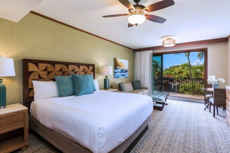 Studio Room at the Koloa Landing Resort