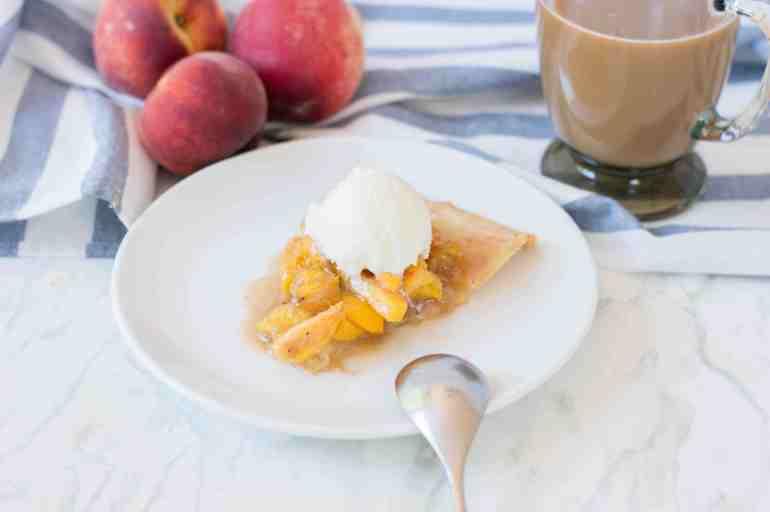 Mango Peach Pie recipe from top Hawaii blog Hawaii Travel with Kids