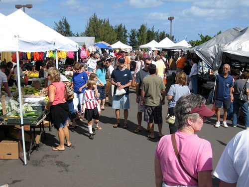 Visit the Aloha Swap Meet for some of the best shopping on Oahu.