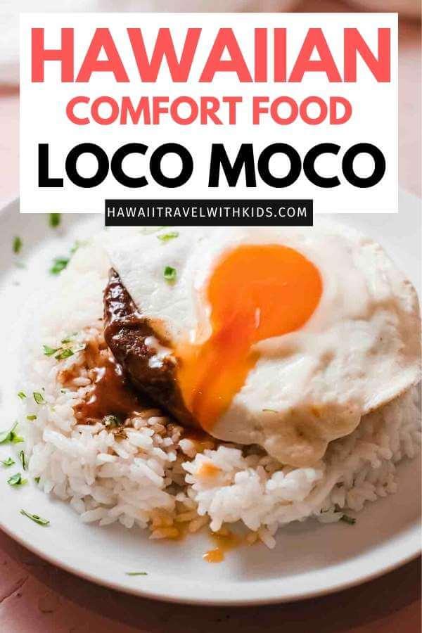 Hawaiian Loco Moco Recipe by top Hawaii blog Hawaii Travel with Kids