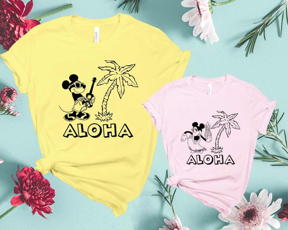 Disney Aulani T-Shirts to Buy Before Your Trip | Hawaii Travel ...