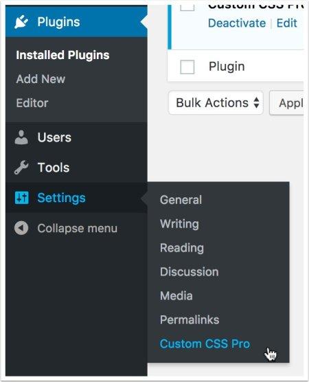 check-the-plugin-settings