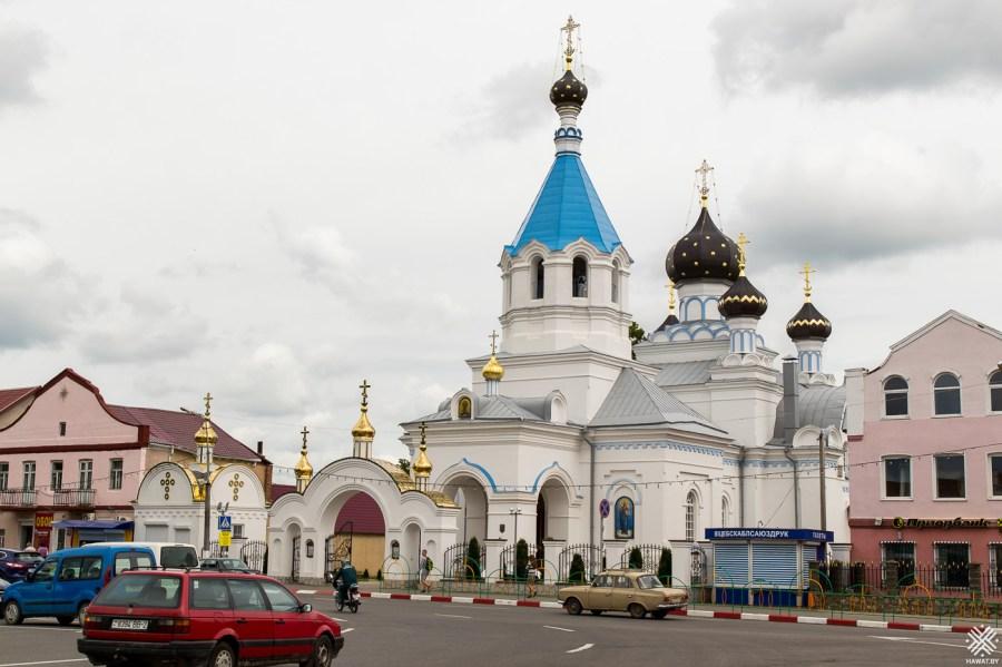 Церковь Святого Николая в Поставах