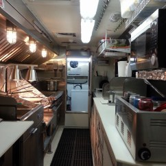 Grill Kitchen Purple Decor Here Is A Tour Of The Hawg Food Fire Trailer With Photos And Good View