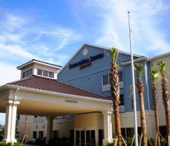 Marriott Springhill Fishing host hotel