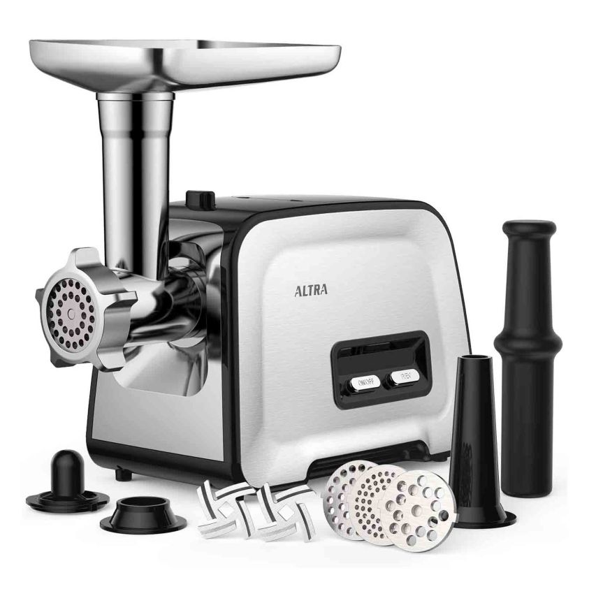 ALTRA Electric Meat Grinder Barbecue Gift Idea