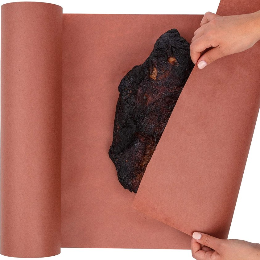 Meat Hugger Pink Butcher Paper Barbecue Gift Idea