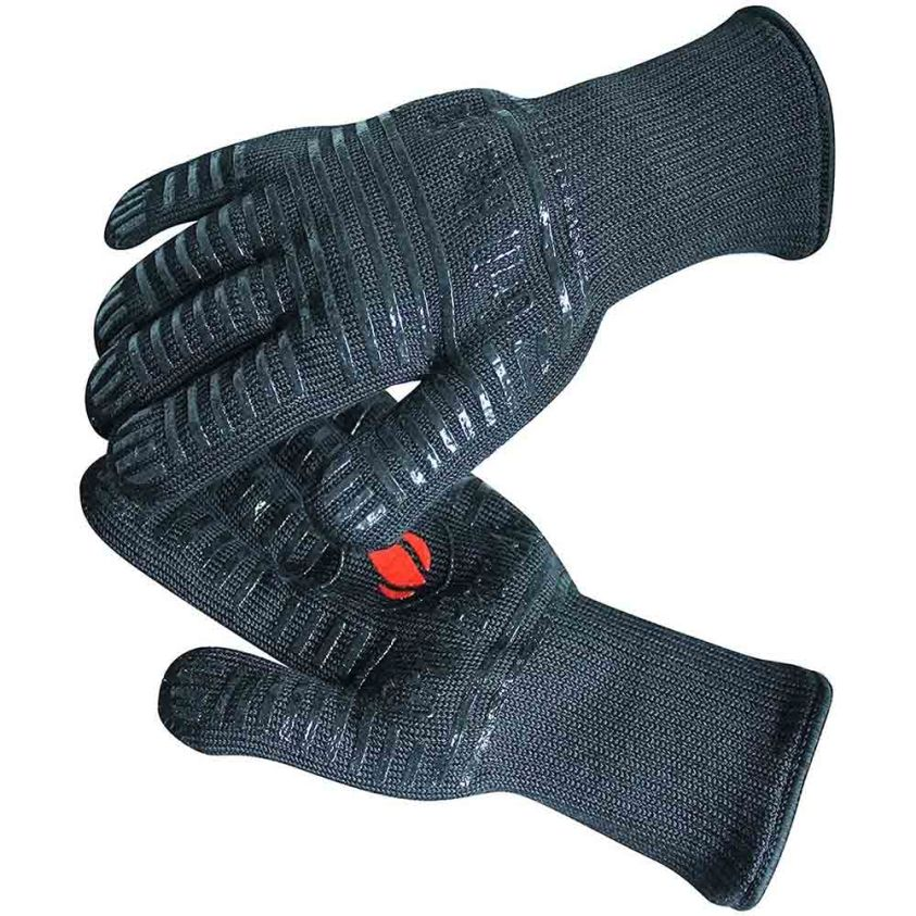 Heat Aid Extreme Heat Resistant BBQ Gloves Barbecue Gift Idea