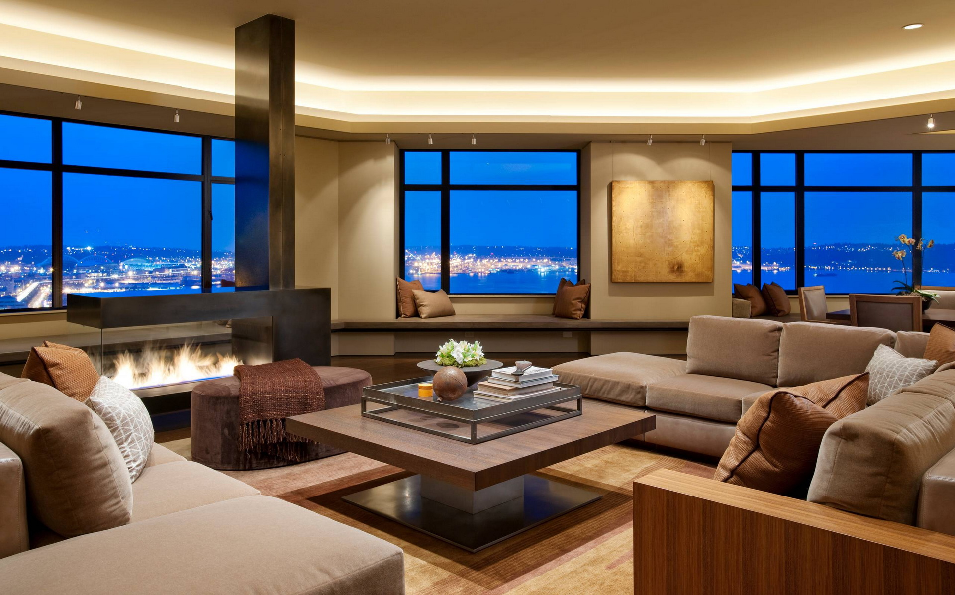 Living Room Interior Architecture